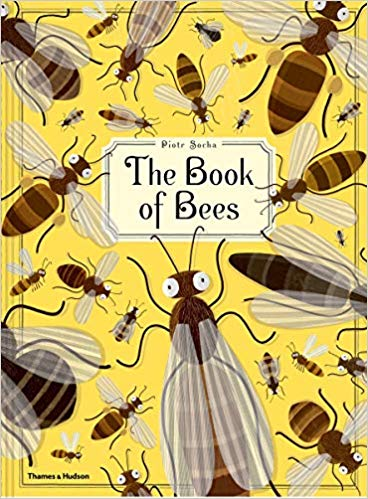The Book of Bees Book Cover